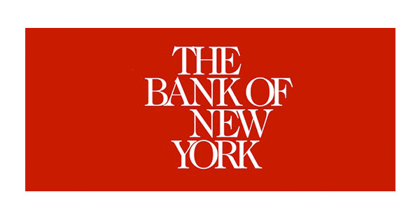 Bank of New York