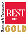 Banker & Tradesman Gold Winner